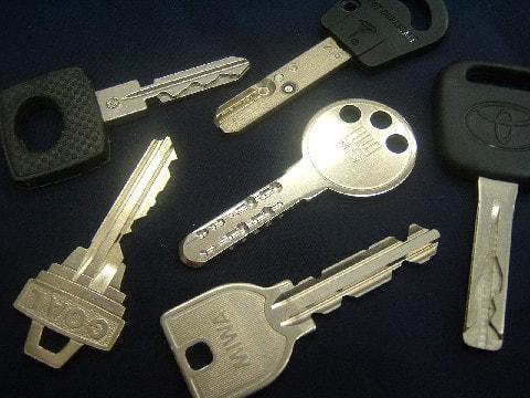 作成 合鍵